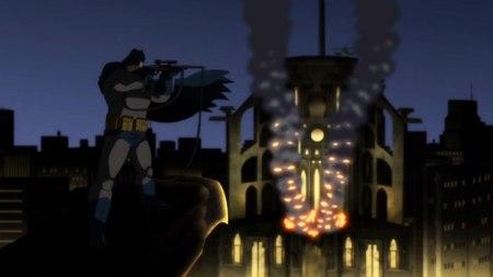 Batman-A Former Friend Must Go Down Twice As Hard!