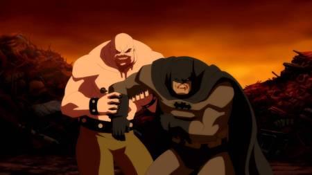 Batman-Mangled By The Mutant King!