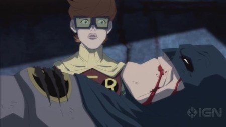 Batman & Robin-Becoming A Crime-Fighting Pair!