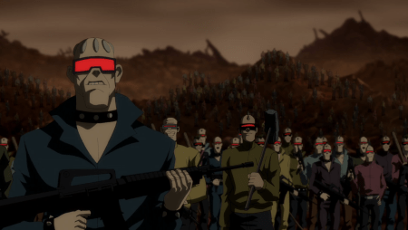 Mutants-Prepared For War!