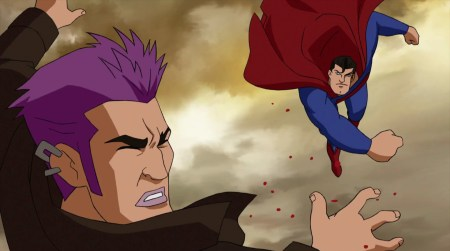 Superman-I've Had Enough Of You M.B.!