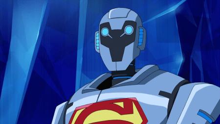 Superman Robot-We'll Be Super Helpful!