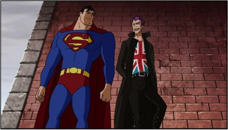 Superman-The 1st Formal Meeting With M.B.!
