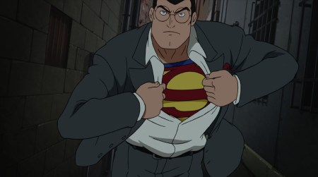 Superman-The Iconic Prepping For Action!