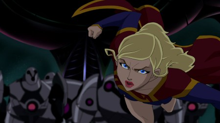 Supergirl-Her Final Retaliation!