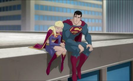 Superman & Supergirl-Dealing With Being Helpless!