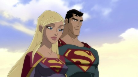 Superman & Supergirl-Metropolis Is Back!