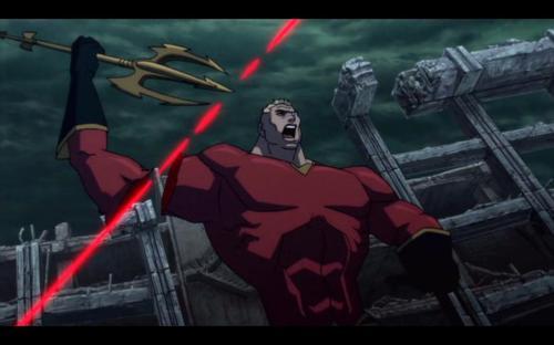 Aquaman-How Disarming!