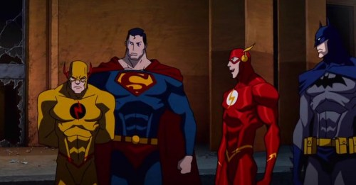 Justice League-Off To The Click For Reverse-Flash!