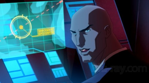 Lex Luthor-Teamed Up With A Terminator!