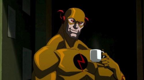 Prof. Zoom-Good Job, Barry!