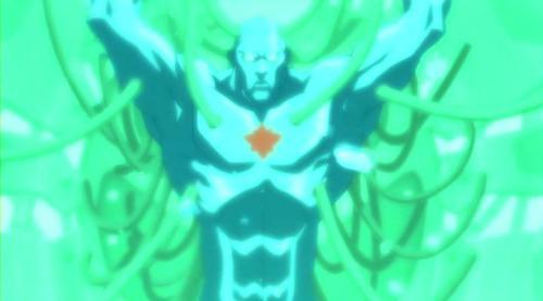 Captain Atom-A Destructive Piece Of Aquaman's Property!