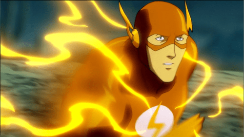 Flash-Gotta Tap The Speed Force!