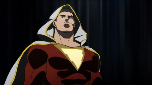 Shazam-Exit Billy Batson, Enter Me!