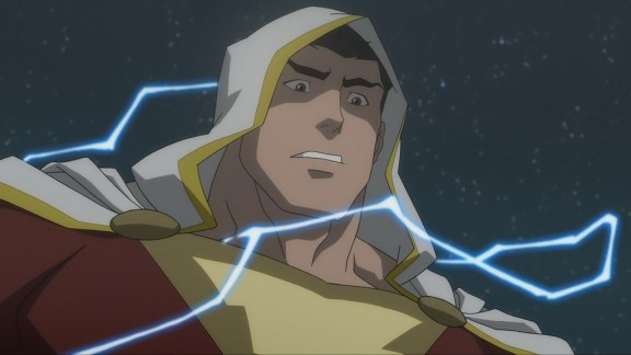 Shazam-It's My Boy, Vic!