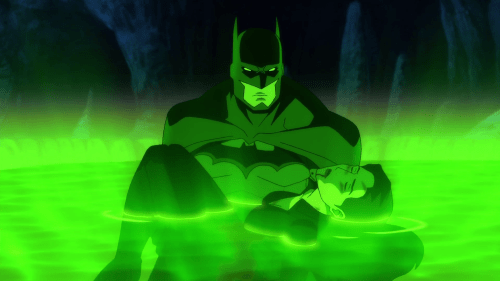 Batman-Get Better, Talia!