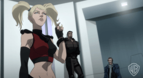 Harley Quinn, Deadshot & Capt. Boomerang-Back For More!