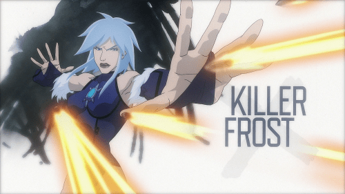 Killer Frost-Welcome To The Suicide Squad!