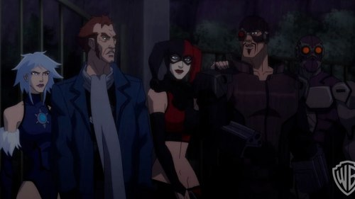 Suicide Squad-Gotta Get Across The Yard!