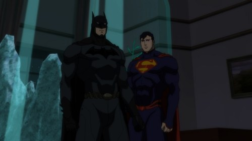 Batman & Superman-Investigation Time!