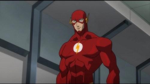 Flash-At Least I Came!