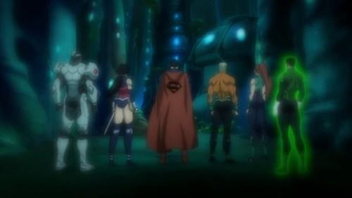 Justice League-It's Too Quiet In Atlantis!