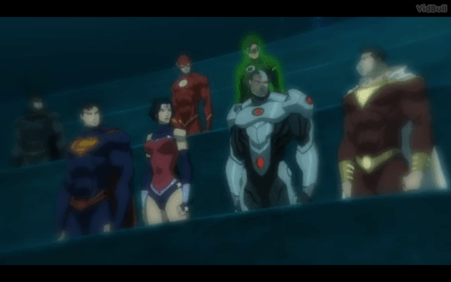 Justice League-We Must Solidify!
