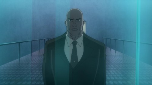 Lex Luthor-Future Evil!