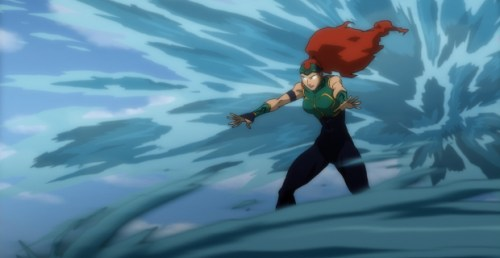 Mera-Gotta Save The Rightful King!