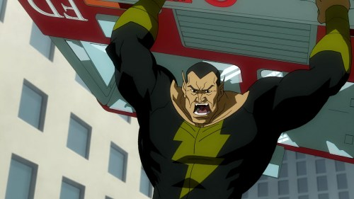 Black Adam-Die, Young Scum!