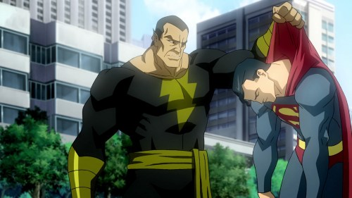 Black Adam-This Man Was No Challenge!