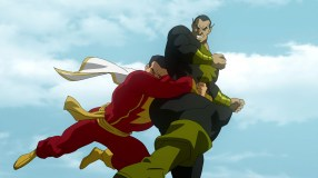 Captain Marvel-Prepare For Your Double Decker O' Pain, Black Adam!