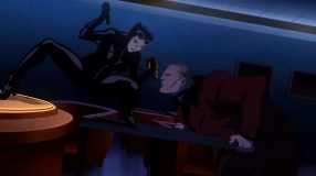 Catwoman-Confrontation Time!