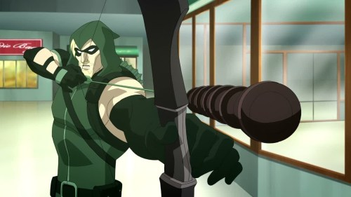 Green Arrow-Kicking Things Off Right!