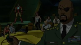 Avengers-Mission Briefing!