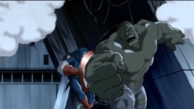 Hulk-The Unstoppable Rampage Begins!