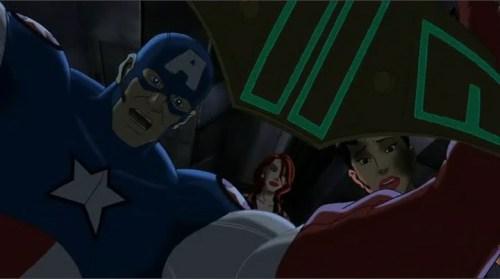 Iron Man-Identity Revealed!