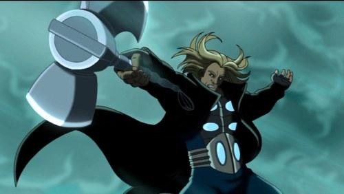 Thor-Feel But A Taste Of Heaven's Wrath!