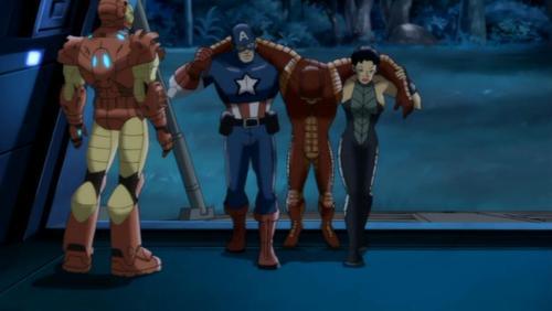 Avengers-Gotta Save Hank!