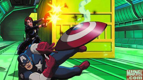 Avengers-Under Attack! (2)
