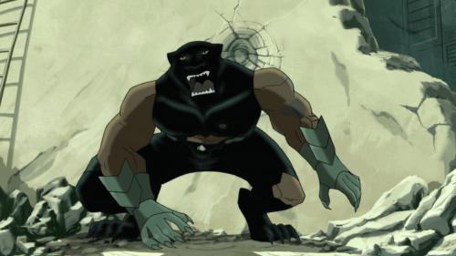Black Panther-Final Rage!