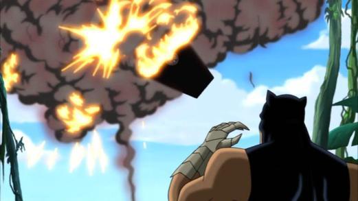 Black Panther-NO!