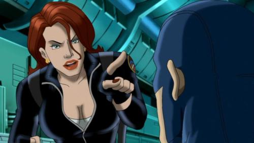 Black Widow-You've Gone Mad, Cap!