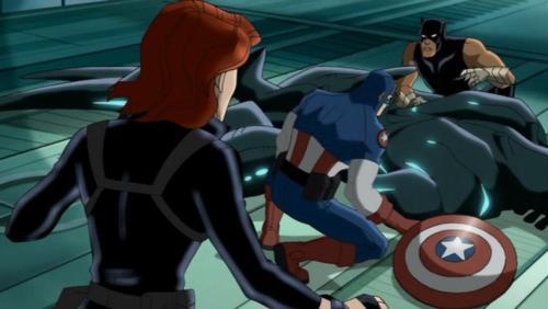 Captain America-I'm Back!