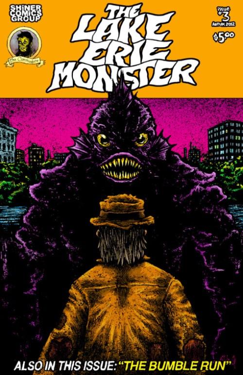 Lake Erie Monster No. 3