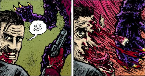 Lake Erie Monster No. 5-Dead Detective!