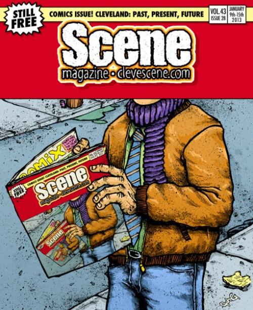 Scene Magazine!