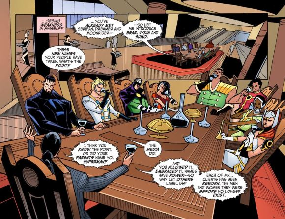 Justice League-Gods & Monsters No. 1-A Festive Gathering!.jpg