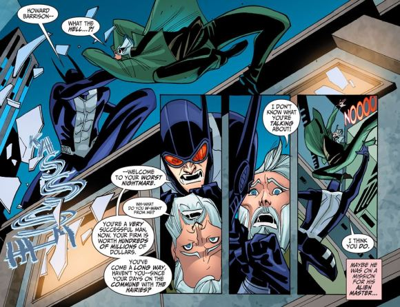Justice League-Gods & Monsters No. 1-We Need To Talk!