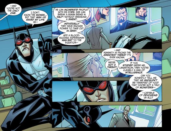 Justice League-Gods & Monsters No. 2-Gonna Know My Future Teammates!